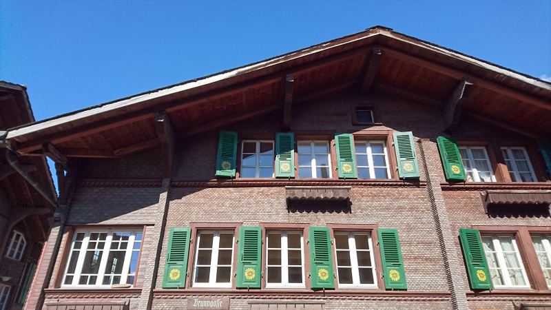 LOFT CHALET in Brienz am Brienzer See